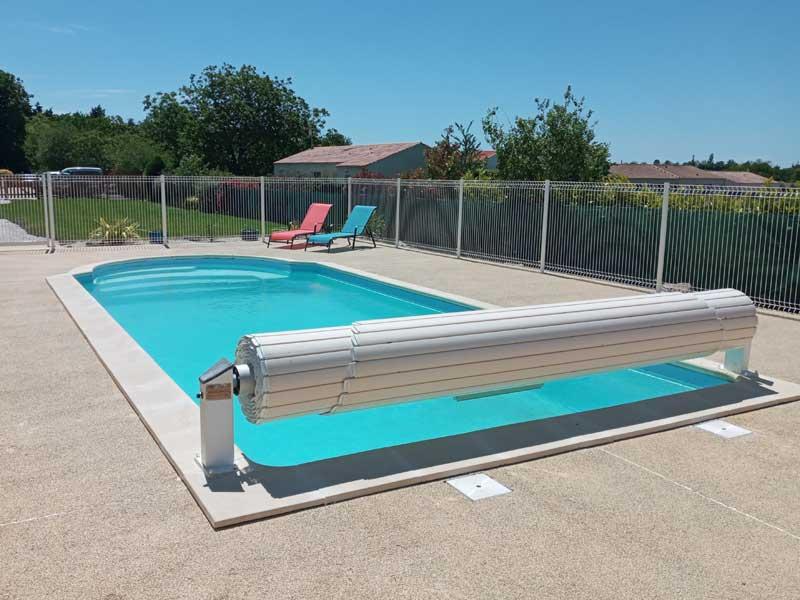 petits gites de beauregard pool