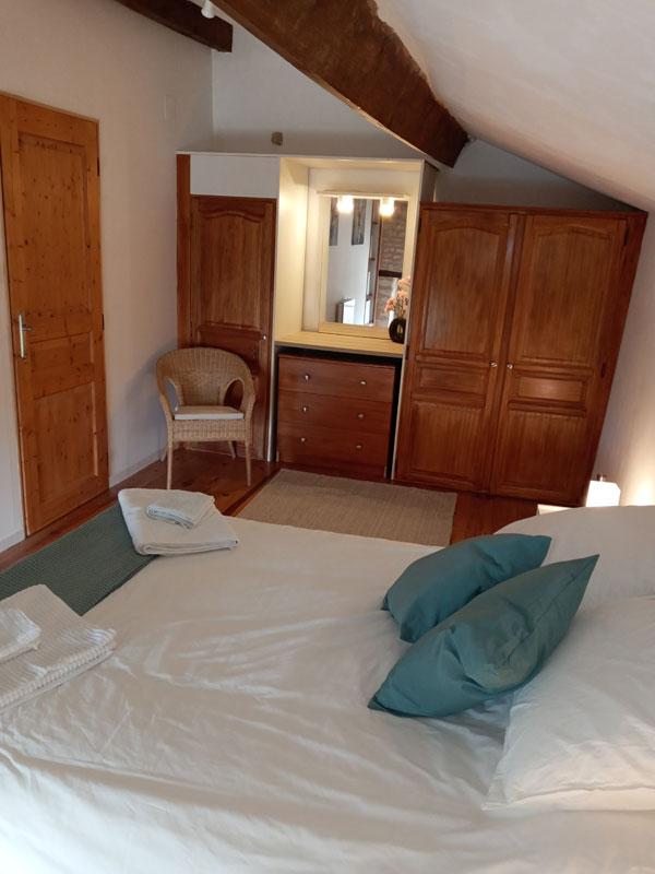 Pear Tree double bedroom
